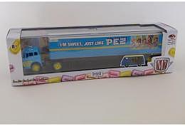 PEZ M2 Truck blue
