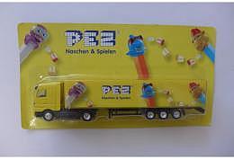 Pez Promotional Truck