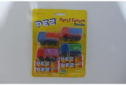 Pez Mini Truck Set